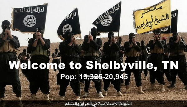 Shelbyville tn muslims